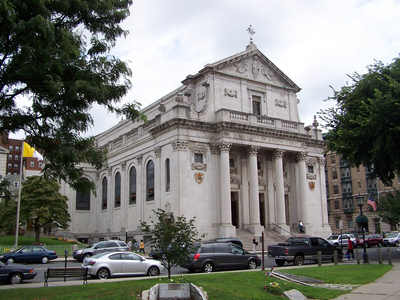The Basilica Of The Immaculate Conception, Waterbury, Connecticut