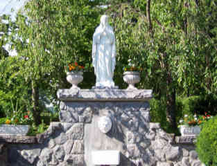 Divine Mercy, Stockbridge, MA
